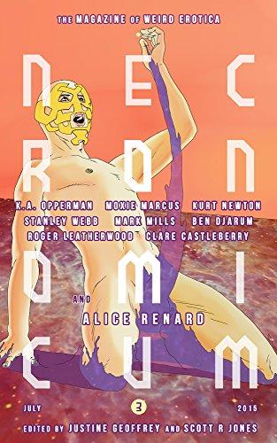 NECRONOMICUM #3 (NECRONOMICUM: The Magazine of Weird Erotica)