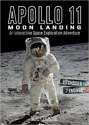 Apollo 11 Moon Landing: An Interactive Space Exploration