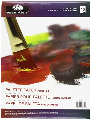 Royal & Langnickel Disposable Palette Paper  9x12
