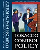 img - for Tobacco Control Policy book / textbook / text book