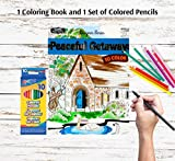 Relaxation Kit - Includes Journal, Coloring Book
