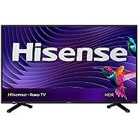 Hisense 50 Class 4K HDR Roku Smart TV - 50R6D