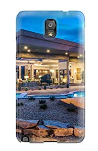 Forever Collectibles Luxury Home In St George Utah Hard Snap-on Galaxy Note 3 Case