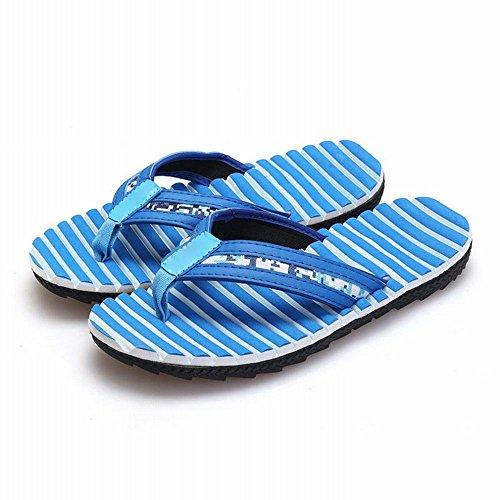 uomo suola casual uomo A ciabattine infradito spiaggia con per Pantofole spessa da moda casual da con RBB estate wxvZfqBYx