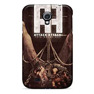 Bumper Hard Phone Cover For Samsung Galaxy S4 With Unique Design Beautiful Avenged Sevenfold Series KevinCormack