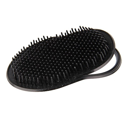 Beauty7 Soft Pocket Shampoo Hair Scalp Massage Palm Brush (1 PC)