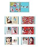 KPOP RED VELVET [ Rookie ] 4th Mini Album CD + Photobook + Photocard + Gift (4 Photocards Set)
