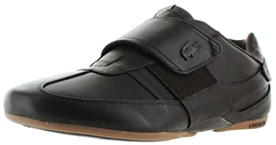33a2d75bfc6bd6 Lacoste Protected PRM Fashion Sneaker Shoe - Dark Brown - Mens - 11.5