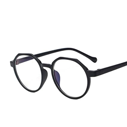 1a91d19ba6 YMTP Gafas De Ordenador Vintage Marco Hombres Mujeres Diseñador Gafas  Ópticas Marcos Lentes Transparentes Gafas Redondas