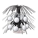 Club Pack of 12 Volleyball Mini Cascade Centerpieces