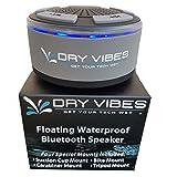 DRYCASE DryVIBES 2.0-Waterproof Floating Bluetooth Speaker