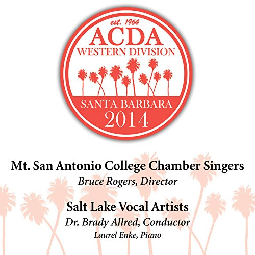 In My Little Picture Frame (Live) by Mt. San Antonio College Chamber ...