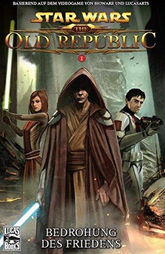 Star Wars Comics: Bd. 59: The Old Republic I - Bedrohung des Friedens