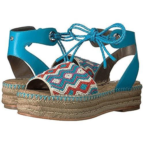Sam Edelman Women's Neera Espadrille Wedge Sandal