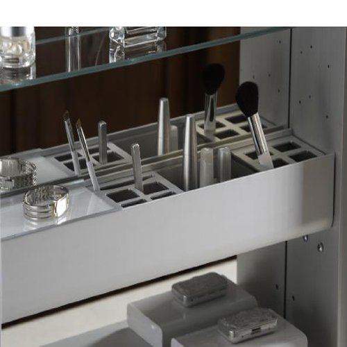- Robern CB-UORGSHELF20 Uplift Medicine Cabinet Organizer Shelf