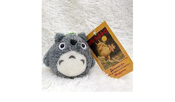 Amazon.com: (15pcs/set) 8cm Small Peluche Totoro Toy Kawaii Japanese My Neighbor Totoro Plush Toys Adora Bag Pendants Toy Phone Strap Doll: Baby