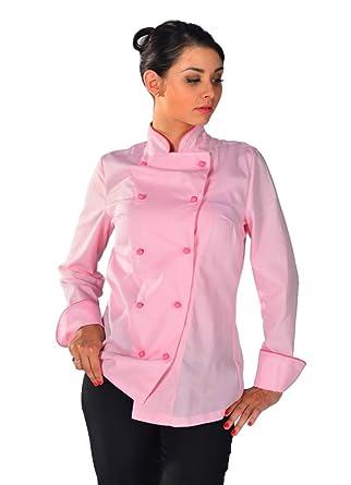 Et Pink Mylookpro Vêtements Veste Femme De Cuisine Lady 00f4Cw8q