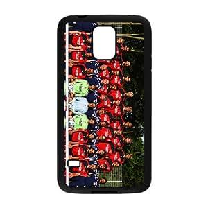 DASHUJUA Bundesliga Pattern Hight Quality Protective Case for Samsung Galaxy S5