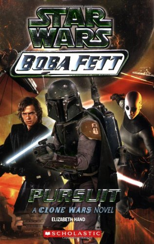 Pursuit (Star Wars: Boba Fett, Book 6) - Book  of the Star Wars Legends