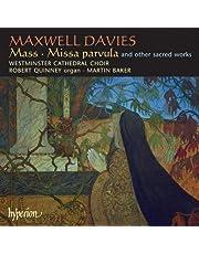 Maxwell Davies: Mass, Missa Parvula