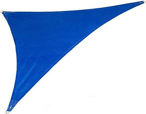 Coolaroo 473983 Coolhaven 15'x12'x9' Sapphire w Kit Shadesail