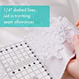 """Creative Grids 6.5"""" x 24.5"""" Rectangle Quilting"""