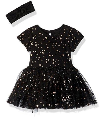 black dress 6 months - 7