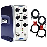 Lexicon Lambda Desktop Recording Studio + Cubase Software w/2 Free 10' Cables 2 20' XLR Mic Cables