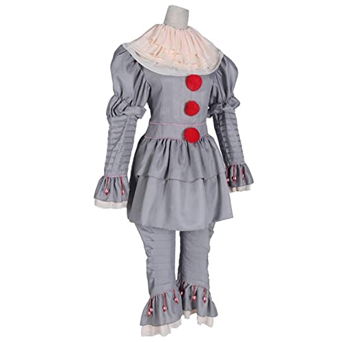 Pennywise Costume Amazoncouk Interesting Pennywise Costume Pattern