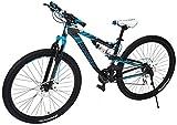 Mercurio Bicicleta Expert R29 Doble Suspensión, para Hombre