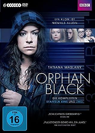 Orphan Black - Die kompletten Staffeln eins und zwei (Limited Edition, 6 Discs)
