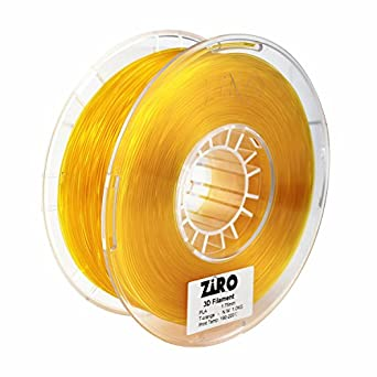 Yellow Pla 1.0kg Spool 1.75mm Filament Punctual Timing 3d Printers & Supplies Computers/tablets & Networking