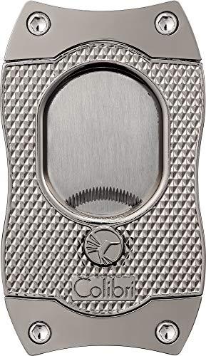 Colibri Monza S-Cut Cigar Cutter - Gunmetal ()