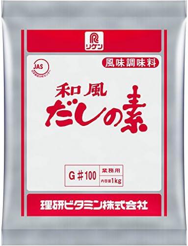 リケン 和風だしの素  #100 1kg