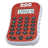 Large Calculator - 100 Quantity - $4.19 Each - PROMOTIONAL PRODUCT / BULK / BRANDED with YOUR LOGO / CUSTOMIZED