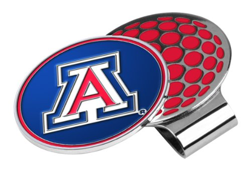 (NCAA Arizona Wildcats - Golf Hat Clip with Ball Marker)