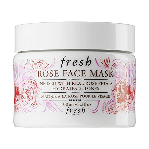 Fresh Rose Face Mask (Limited Edition 15 Anniversary)