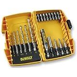 DeWalt DT7928QZ Extreme Tough Case Drill Bit Set (19 Pieces)
