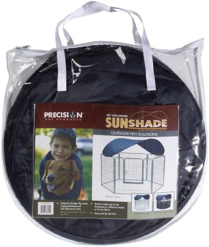 Precision Pet Play Yard Sunshade