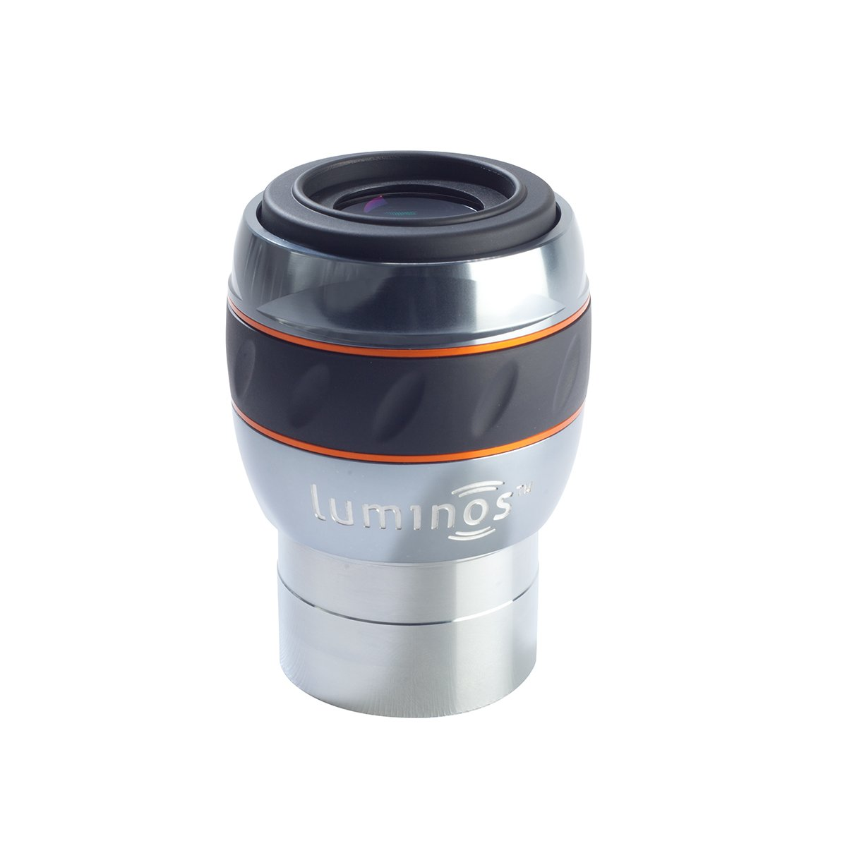 Celestron 93433 Luminos 19mm Eyepiece (Silver/Black) by Celestron