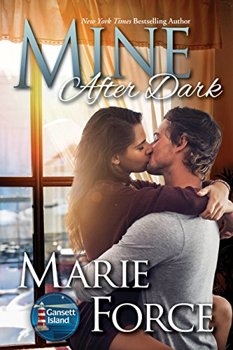 Mine After Dark: A Gansett Island Novel (Gansett Island Series) cover