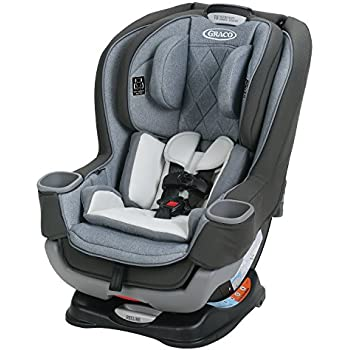 Graco Extend2Fit Platinum Convertible Car Seat Hayden