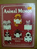 img - for {Plastic Canvas} Animal Memos: Plastic Canvas {Projects} Book 140 book / textbook / text book