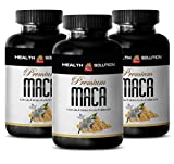Cheap Maca peruana organic – PREMIUM MACA 1300MG – support sexual arousal (3 Bottles)