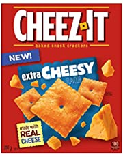 Cheez-It Baked Snack Crackers Extra Cheesy Flavour 200 Gram
