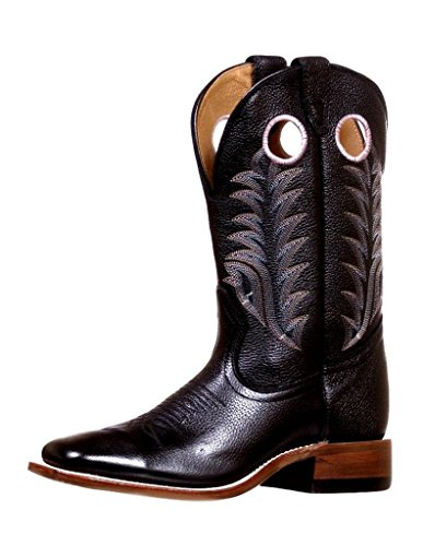 Stitching Western Black 7744 Boulet Black Challenger Sporty Sporty Womens Boots waqqvIg