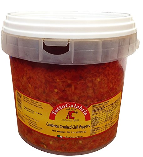 Tutto Calabria Crushed Chili Peppers by Tutto Calabria