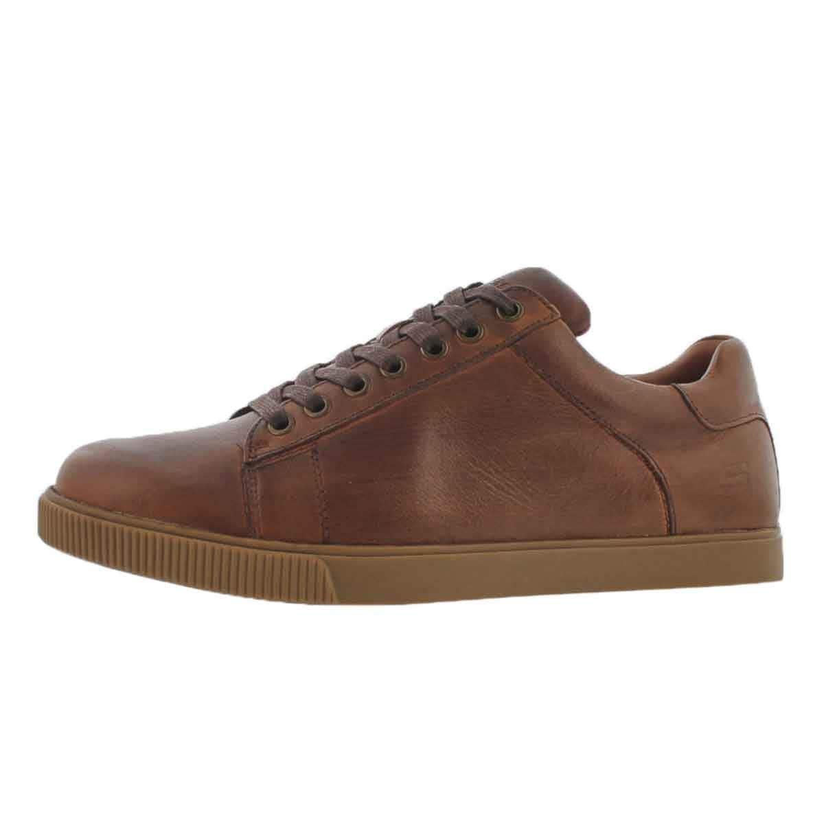 Skechers Volden Fandom Mens Sneaker Oxfords Tan 9
