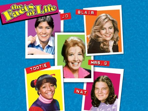 The Facts Of Life Season 3 movie