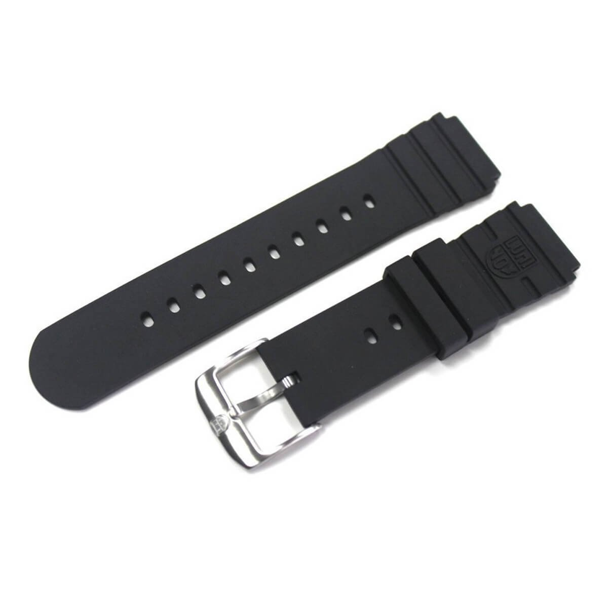 Luminox DPB 22 mm Black Polymere Replacement Band for 3000, 3900, 3100, 3200, 3400, and 3600 series by Luminox
